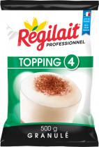 Сухое молоко 40% молока Topping 4, 0,5кг.