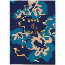 Ежедневник датированный карманный 2021 Графо Save the date