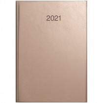Ежедневник датированный Стандарт 2021 Intention, роз.-зол.