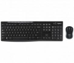 Набор беспроводный клавиатура + мышь Wireless Desktop MK270 Black , черн.