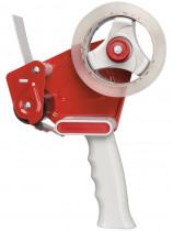 Пистолет-диспенсер для упаковочного скотча, макс. шириной до 5см. и длиной 300м., выдвижное лезвие