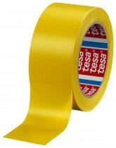 Лента сигнальная самоклеющаяся 60760, 50мм., 33м., желт.