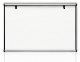 Доска белая магнитная сухостираемая StarBoard 100*150см., алюминиевая рамка, лак