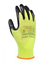 Перчатки трикотажные с нитриловым покрытием D-OIL