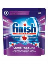 Таблетки для посудомоечных машин Quantum Max, 40шт./уп.