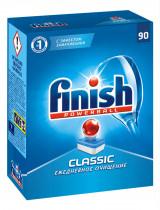 Таблетки для посудомоечных машин Finish Classic 90шт/уп