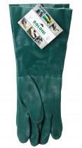 Перчатки робочие с ПВХ покрытием, устойчивые к химической среде