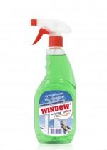 Жидкость для мытья стекол 500мл. Window с распылителем