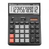 Калькулятор бухгалтерский BS-444 12 разрядов, 147х198х27мм.