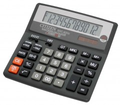 Калькулятор бухгалтерский SDC-620 12 разрядов, 156х156х31,3мм.