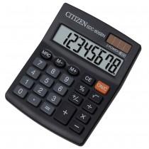 Калькулятор бухгалтерский SDC-805 8 разрядов, 131х102х18,5мм.