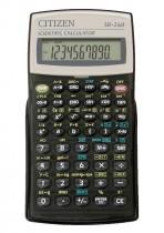 Калькулятор инженерный SR-260, 10+2 разрядов, 165 функций, 148х76х14мм.