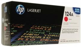 Картридж для лазерных устройств HP CLJ 1600/2600/2605 (Q6003A) красн. оригинальный