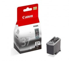 Картридж для струйных устройств Canon PG-37 (2145B005) черн. оригинальный