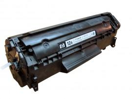 Картридж для лазерных устройств HP LJ 1010/1020/1022 (Q2612A) оригинальный