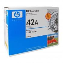 Картридж для лазерных устройств HP LJ 4250/4350 (Q5942A) оригинальный