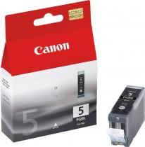 Картридж для струйных устройств Canon PGI-5Bk (0628B024), черн. оригинальный