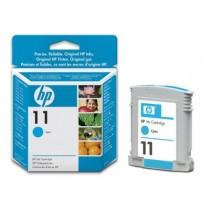 Картридж для струйных устройств HP Business Inkjet 2300/2600/2800 №11 (C4836AE) син. оригинальный