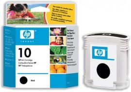 Картридж для струйных устройств HP Business Inkjet 2000/2500 №10 (C4844A) черн. оригинальный