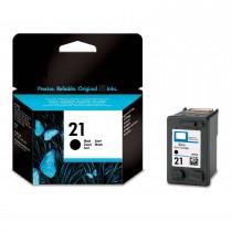 Картридж для струйных устройств HP DJ 3920/F4100/F5200 №21 (C9351AE) черн. оригинальный