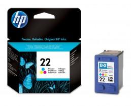 Картридж для струйных устройств HP DJ 3920/F4200/F5200 №22 (C9352AE) цветн. оригинальный