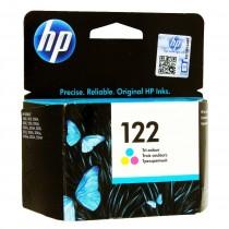 Картридж для струйных устройств HP DJ 1050/2050/3050 №122 (CH562HE) цвет. оригинальный