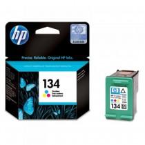 Картридж для струйных устройств HP DJ 5743/6543 №134 (C9363HE) цветн. оригинальный
