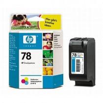 Картридж для струйных устройств HP DJ 930C/950C/970C №78 (C6578DE) цветн. оригинальный