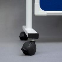 Колесики для ножки для модерационной доски