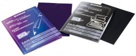 Копировальная бумага 50шт./уп., фиолет.