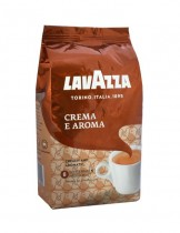 Кофе в зернах Crema e Aroma 1000г., купаж арабика/робуста