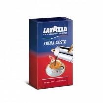 Кофе молотый Crema e Gusto 250г., купаж арабика/робуста