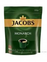 Кофе растворимый Monarch 170г. в пакете