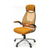 Кресло Винд PL TILT, оранж.