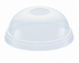 Крышка для стакана одноразового пластикового 400мл., 50шт./уп.