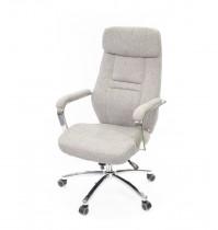 Кресло для руководителя Магнето CH ANF ткань, сер.