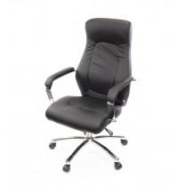 Кресло для руководителя Фьюри CH ANF экокожа, черн.
