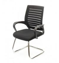 Кресло Фиджи NEW CH CF, черн.