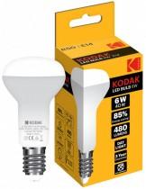 Лампа светодиодная LED R50 (рефлекторная) E14 6Вт. 6000К (холодный белый свет)