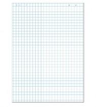 Блокнот для флипчартов в клетку 58*83см., А1, 30л.