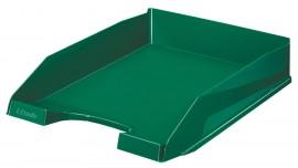 Лоток горизонтальный Europost Vivida, зелен.