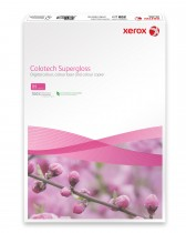 Бумага Colotech+ SuperGloss A4 160гр./м2., 250листов (003R97680)