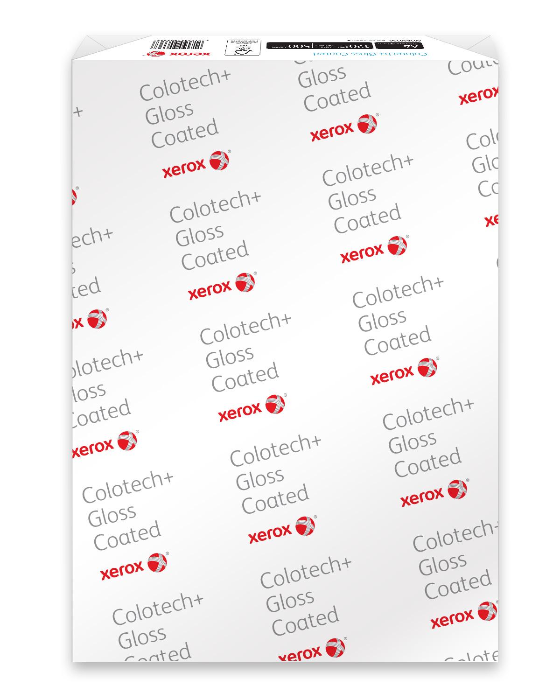 Бумага Colotech+ Gloss Coated A4 120гр./м2., 500листов (003R90336) XEROX - фото 1
