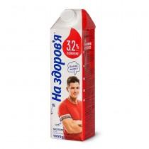 Молоко 1л., 3,2%, длительного хранения, ультрапастеризованное