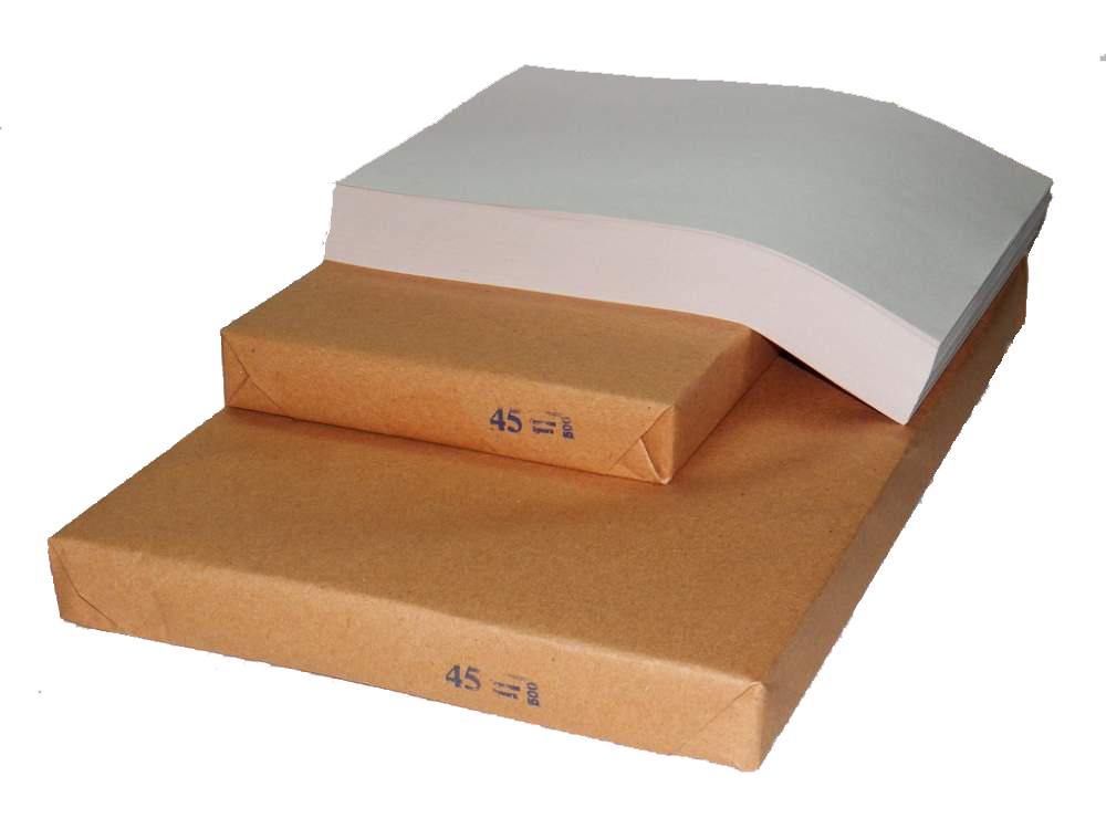 Бумага газетная 45гр./м2. А3 500 листов Украина - фото 1