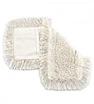 Насадка Моп плоский для швабры 60см., хлопковая с карманами