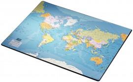 Настольное покрытие Карта Мира 400*530мм.