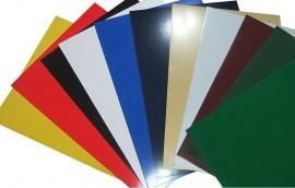 Обложки Cromolux (100шт/уп.) 250г/м2 бел.