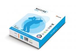 Бумага А4 80гр./м2. 500 листов Maestro Extra