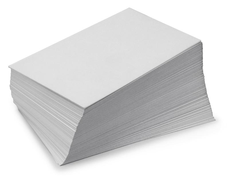 Бумага писчая 60гр./м2. А4 500 листов Украина - фото 1